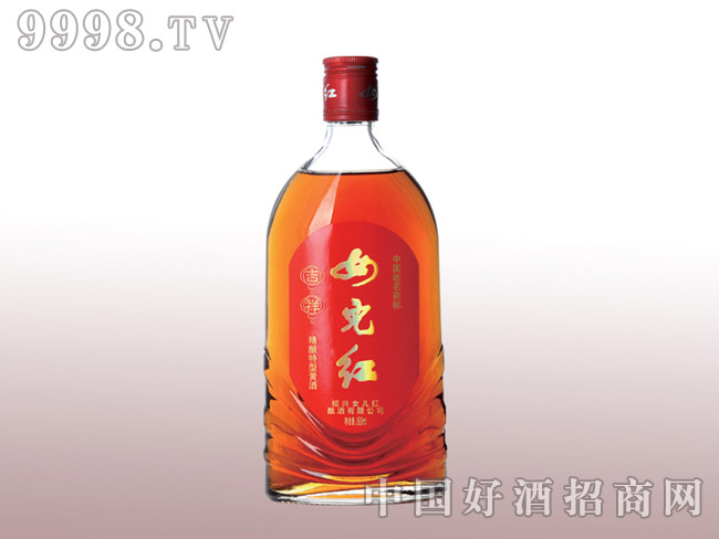 500ml女儿红吉祥精酿特型黄酒