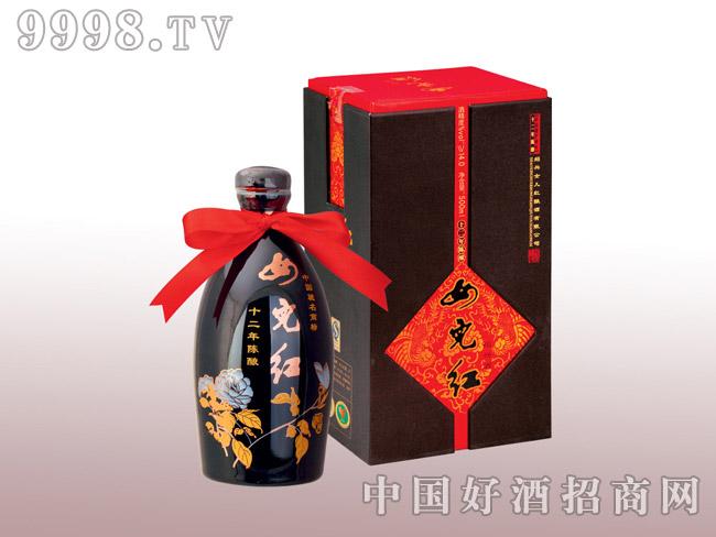 500ml十二年陈酿绍兴酒