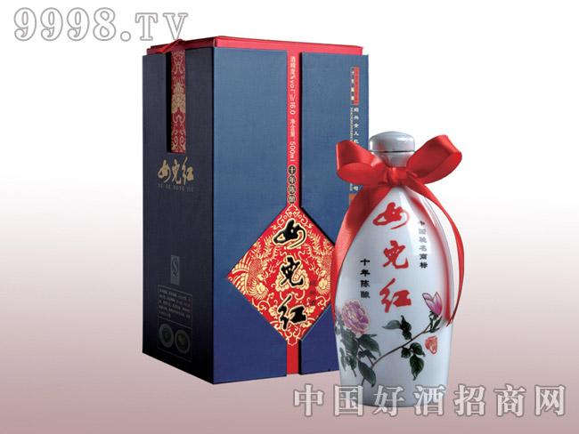 500ml十年陈酿绍兴酒