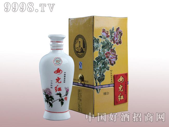 500ml十年陈特型黄酒