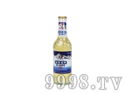 蓝带蓝渤蓝色经典啤酒330ml