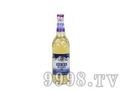 蓝带蓝渤蓝色经典啤酒488ml