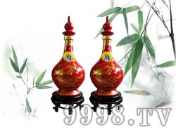 52度中国红(珍藏贰号)