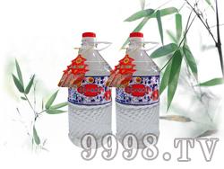 42度北京二锅头2L1x6桶