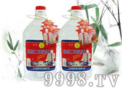 50度北京二锅头2L- 1X6桶