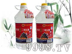 42度北京二锅头4L-1x4桶