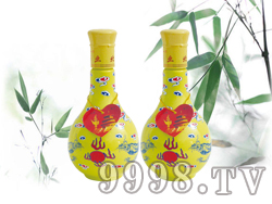 52度北京二锅头黄瓶