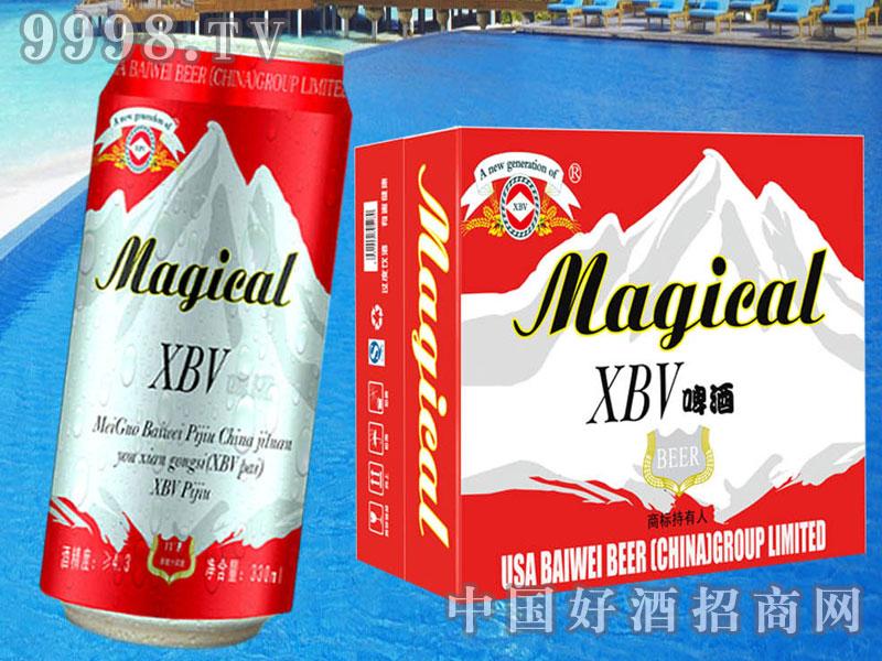 百威啤酒-易拉罐330ml