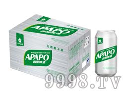 青果啤酒易拉罐500ml