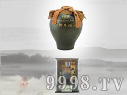 老绍坊鲫鱼酒13度1.5L