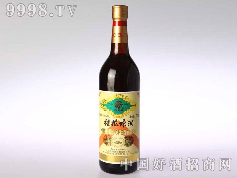 桂花陈酒750ml
