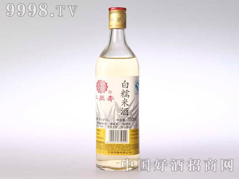 750ml白糯米酒