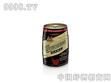 万奈仕 黑啤5L