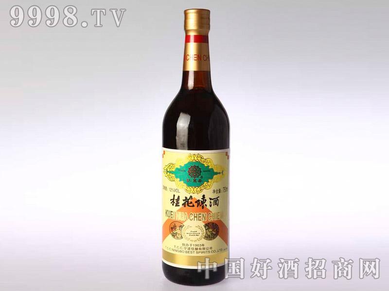 750ml桂花陈酒