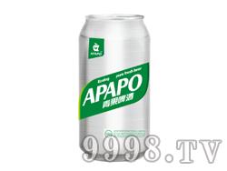 青果啤酒易拉罐500ml(单)