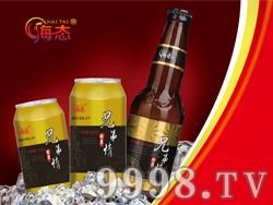 海态兄弟情易拉罐啤酒33ml