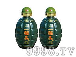 永定河二锅头小手雷52°250ml×12瓶