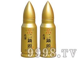 永定河二锅头小炮弹52°125ml×24瓶