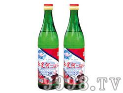 永定河二锅头大绿瓶56°50°500ml×12瓶