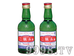 永定河二锅头绿半斤56°248ml×20瓶-北京大红门集团酒业有限公司