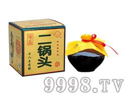 二锅头小珍品陈酿18 52°250ml×6瓶