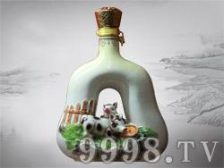 国门酱酒-十二生肖-猪