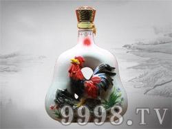国门酱酒-十二生肖-鸡