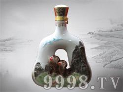 国门酱酒-十二生肖-狗