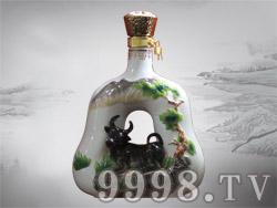 国门酱酒-十二生肖-牛