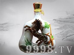 国门酱酒-十二生肖-马