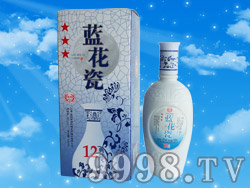 蓝花瓷典藏12