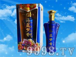 洋河海蓝梦香盛世典藏(蓝)