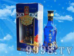 洋河青花福瓷封坛窖藏(蓝)