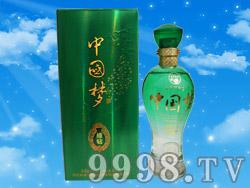 洋河中国梦绿钻