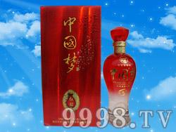 洋河中国梦红钻