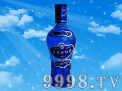 蓝贵宾经典小酒245ml