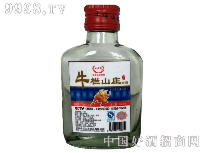 牛栏山庄白酒100ml