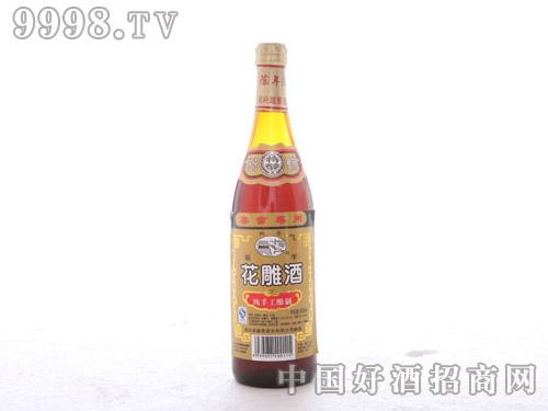 陈年花雕酒600ml(白头)