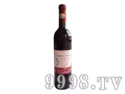 中国红优选高级红酒