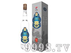 台湾高粱酒-银色经典