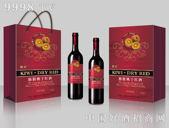 猕猴桃桃红酒礼品包