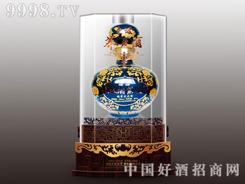 东坡荞麦酒-福贵景泰蓝
