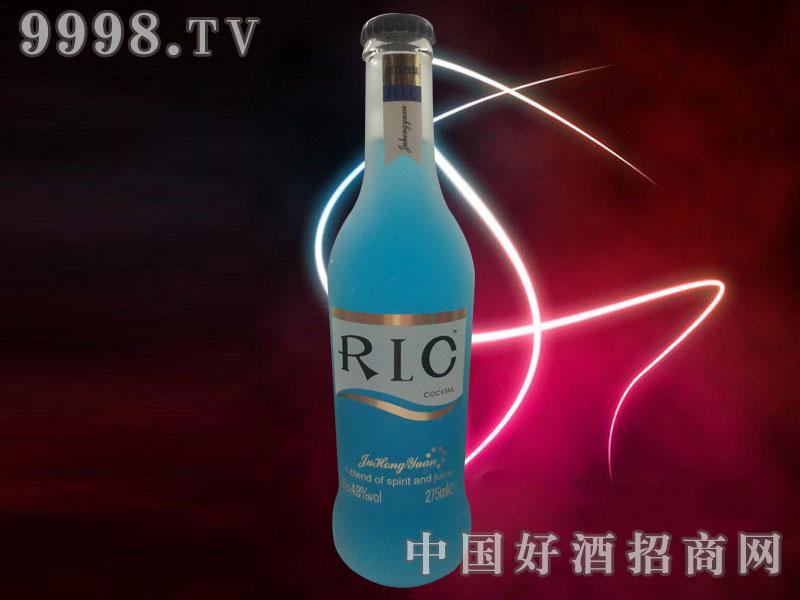 梦爽鸡尾酒-蓝玫瑰味