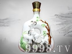 国门酱酒-十二生肖-羊