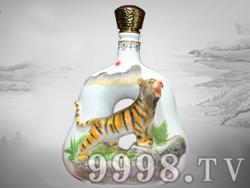 国门酱酒-十二生肖-虎