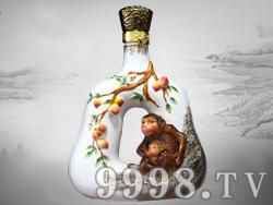 国门酱酒-十二生肖--猴