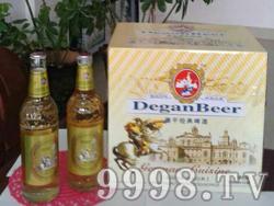 500毫升德干啤酒
