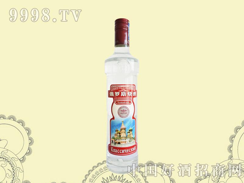 俄罗斯烧酒 一号特装700ml