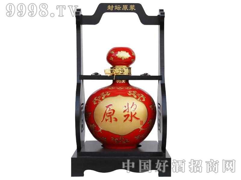 五谷御酒·五斤原浆酒红色