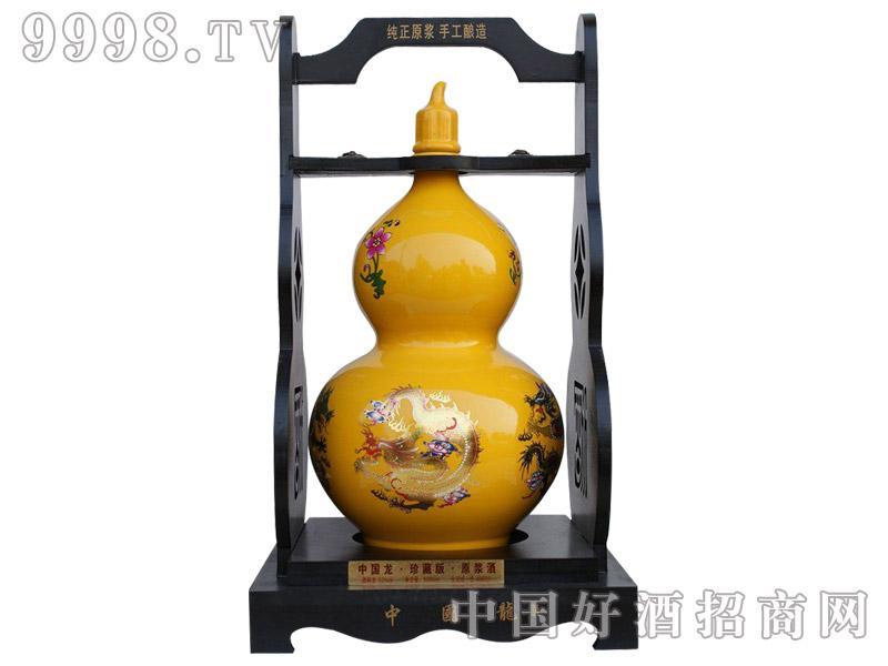 五谷御酒·十斤黄色葫芦瓶